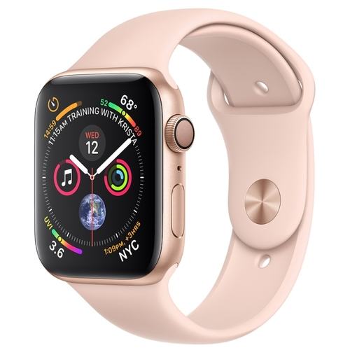 Apple Watch Series 4 GPS 40mm Aluminium Case with Sport Band Gold