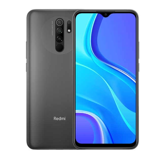 Xiaomi Redmi 9 3/32Gb (NFC) Carbon Grey